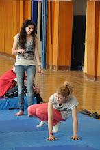 Photo: Den juda 2 v rámci hodin tělesné výchovy (tělocvična školy, čtvrtek 25. duben 2013).