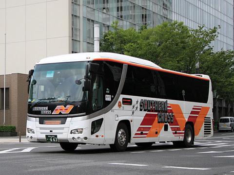 御坊南海バス「サザンクロス和歌山号」 ・663