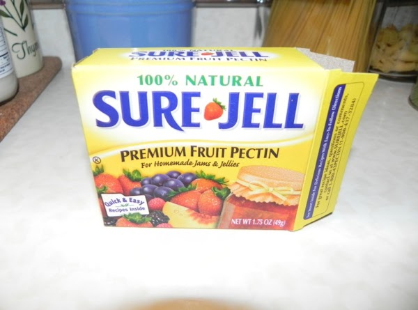 This is the SureJell that I used for this recipe.