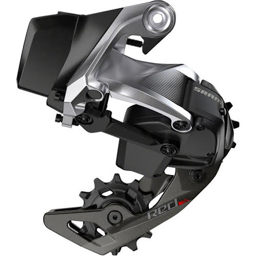 SRAM RED eTap Rear Derailleur - 11-Speed, Short Cage, A2