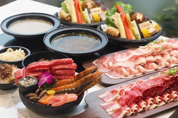 嗑肉石鍋公益店-大份量肉盤再升級,肉霸王套餐CP值爆高又吸睛