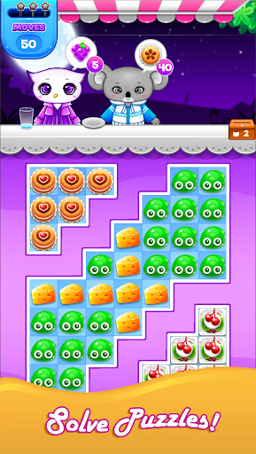 Candy Sweet Fruits Blast  - Match 3 Game 2020 1.1.4 screenshots 2