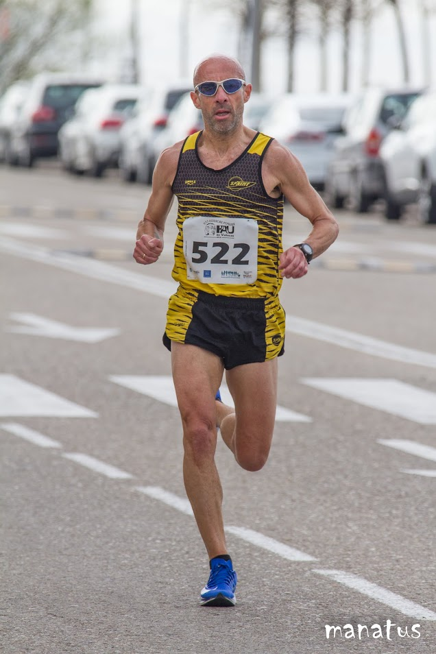 VII carrera pau de vallecas