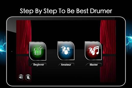 Easy Jazz Drums for Beginners: Real Rock Drum Sets 1.1.2 screenshot 2093016