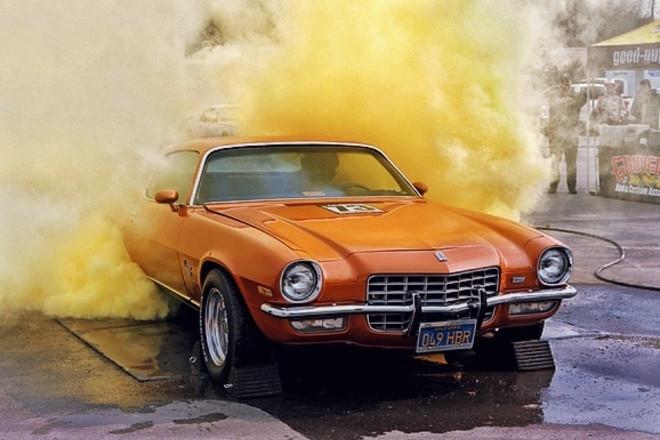 1973 Chevrolet Camaro (TYPE LT) Hire CA