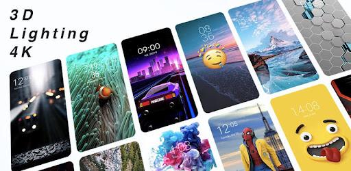 3D Parallax Wallpaper-HD & 4K live wallpaper 2020 - Apps ...