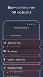 screenshot of AVG Secure VPN – Unlimited VPN & Proxy server