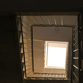 Staircase by Di Mc - Buildings & Architecture Other Interior ( croatia, historic, stairs, arhcitecture, building )