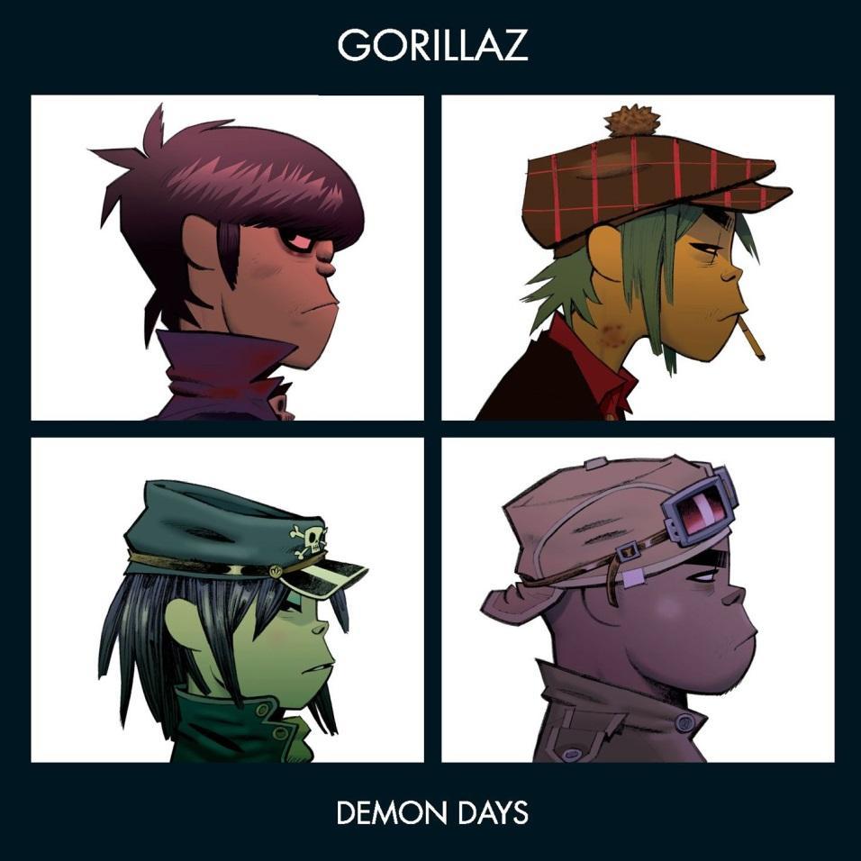 Gorillaz - Demon Days - Amazon.com Music
