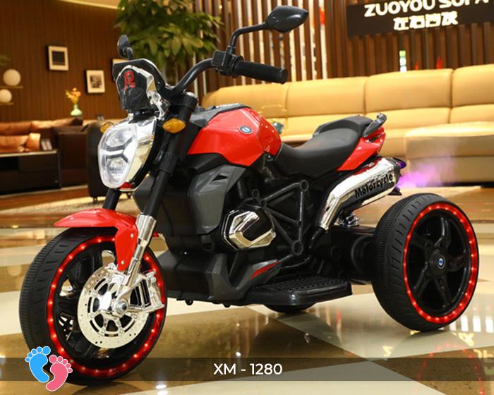 Xe moto điện cho bé XM-1280 14