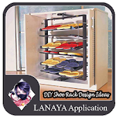 DIY Shoe Rack Design Ideas
