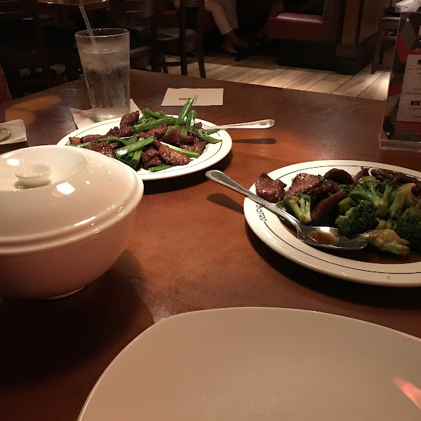 Photo from P.F. Chang's