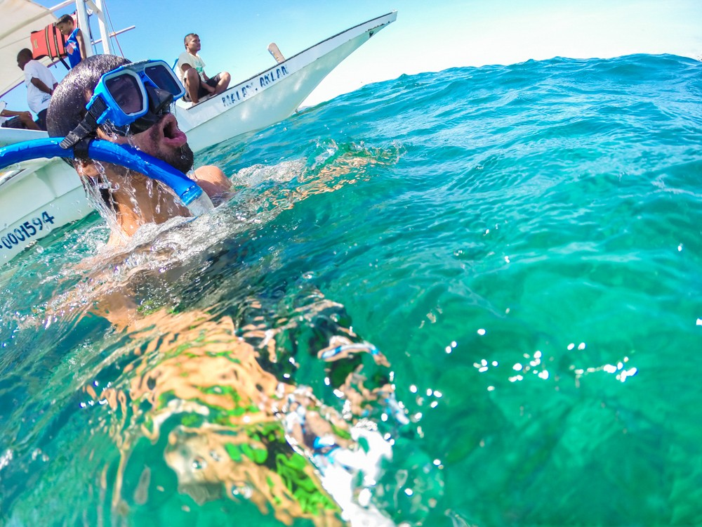 Crocodile Island - Snorkeling - Boracay, Philippines