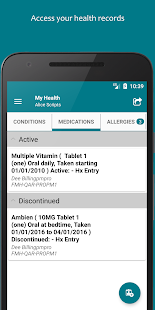 FollowMyHealth®- screenshot thumbnail