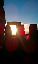 Photo: Remembering our ancestors.... the invisible worlds make themselves visible to us on this journey around Stonehenge on August 18th, 2012