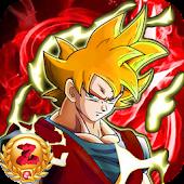 Super Goku Saiyan tenkaichi