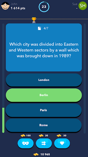 Trivial Multiplayer Quiz 1.2.0 screenshots 2