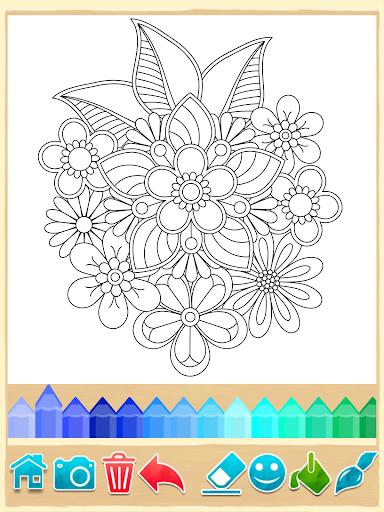 Mandala Coloring Pages  screenshots 9