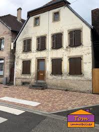 maison à Sarralbe (57)