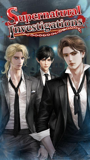 Supernatural Investigations : Romance Otome Game 1.0.1 de.gamequotes.net 5