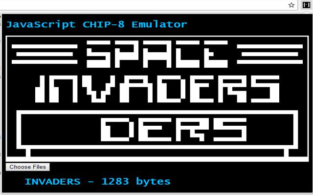 CHIP-8 Emulator