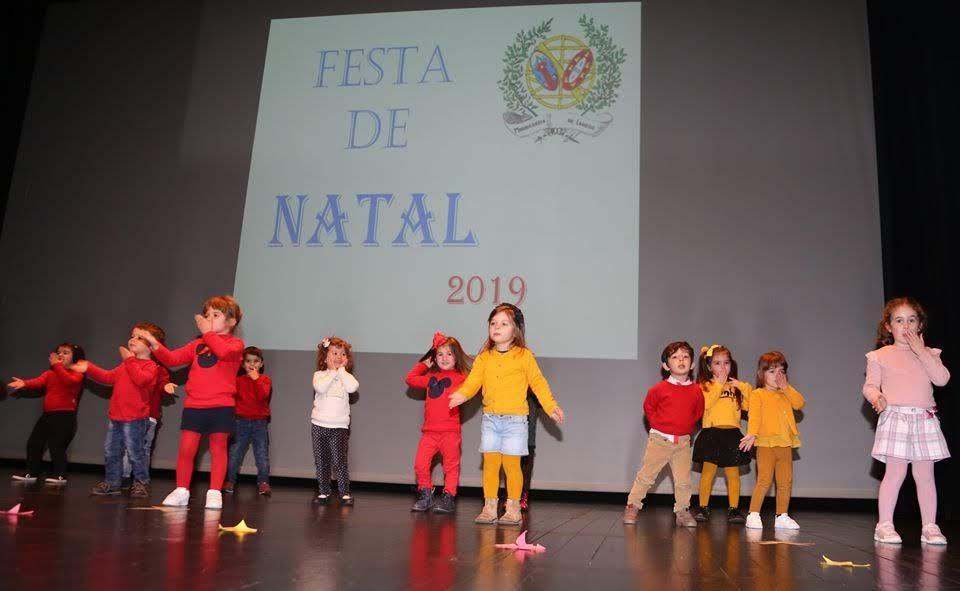 Festa de Natal fez a alegria das crianças da Misericórdia de Lamego
