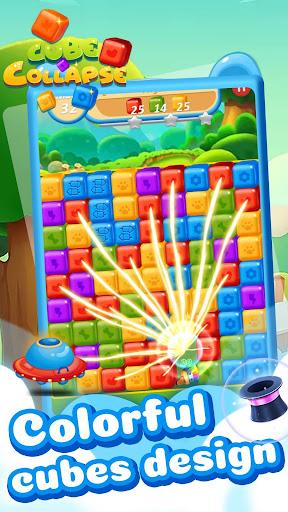 Cube Collapse: Pop Blast Puzzle Game 1.0.0 screenshots 3
