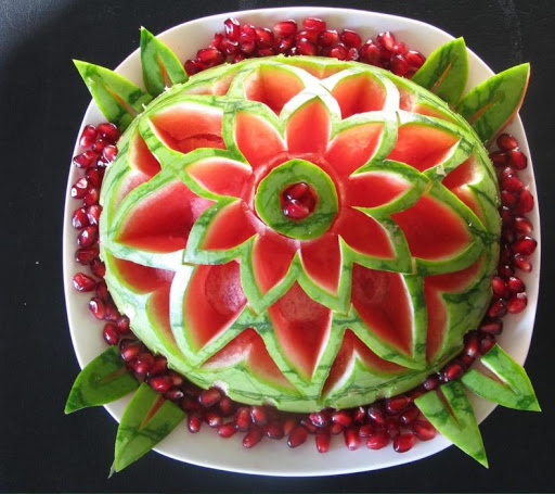 Download creative carving fruit ideas for pc