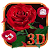 3D Red Roses Love Theme file APK for Gaming PC/PS3/PS4 Smart TV