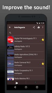 Radio Online Chile - náhled