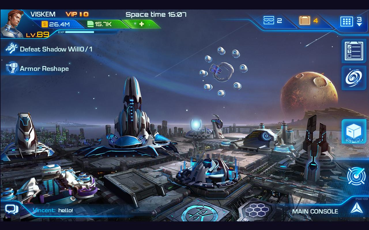 Galaxy Legend- screenshot