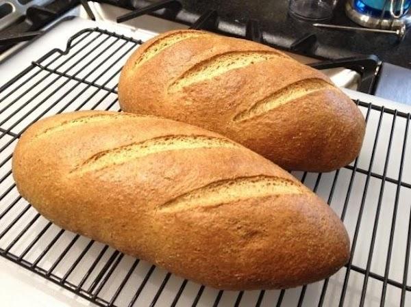 Russian Rye Bread For The Bread Machine Recipe