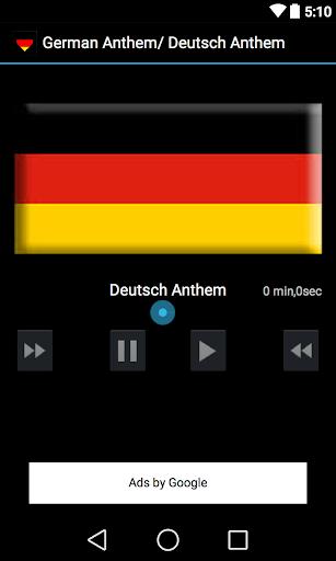German Anthem Deutsch Anthem