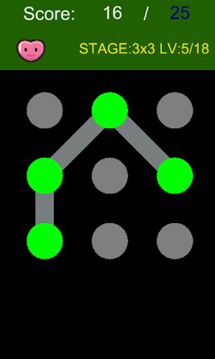 Unlock King - Pattern Puzzle