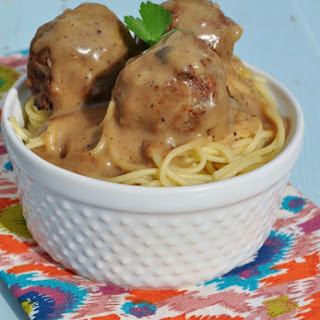 Aunt Bee's Swedish Meatballs and Meatloaf