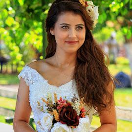 by Necdet Yaşar - Wedding Bride