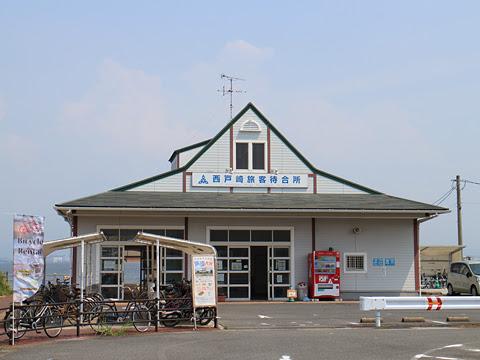 福岡市営渡船 西戸崎旅客待合所