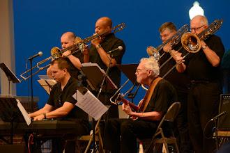 Photo: Delmarva Big Band - July 11th, 2015