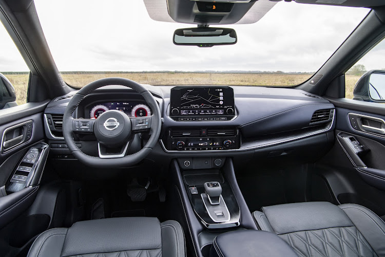 Extensive attention has been paid a high-quality tactile feel, says Nissan. Picture: SUPPLIED