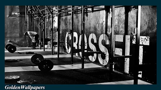 Crossfit Wallpaper- screenshot thumbnail ...
