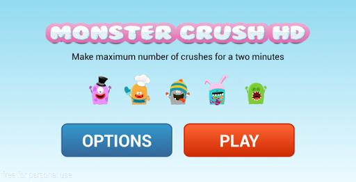 Destruction of Monsters Game