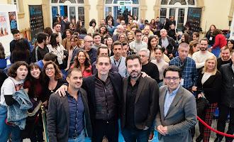 Encuentro 'La Casa de Papel' en Almería