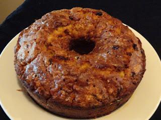 Orange Date Cake Recipe