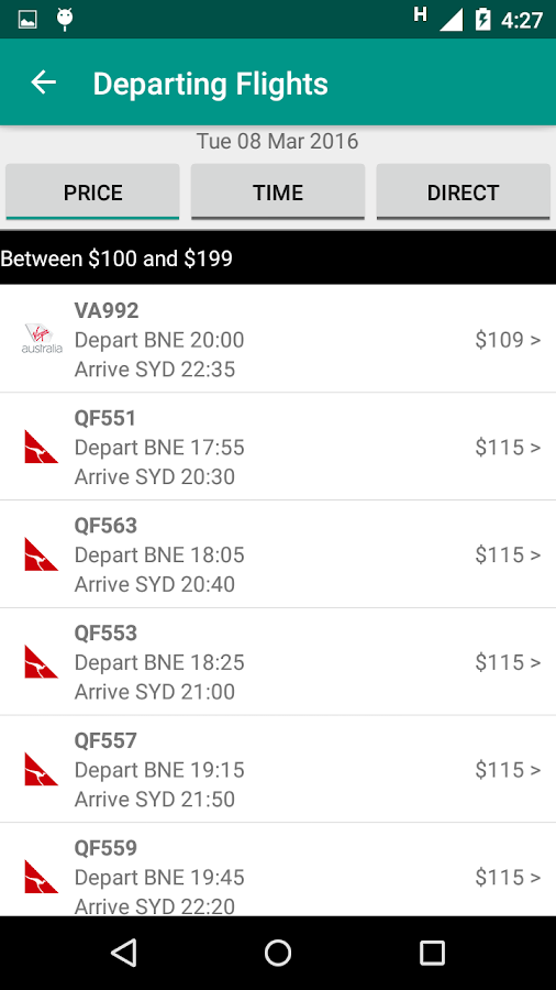 iSpeedy Flights Hotels & Cars- screenshot