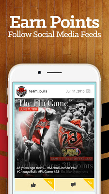 Chicago Basketball Rewards - screenshot