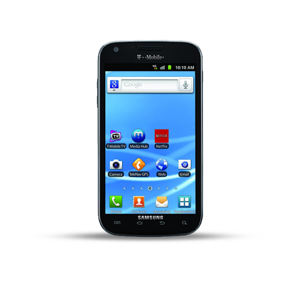 Photo: http://t-mo.co/KH0fae The Samsung Galaxy S II will be great for the dad who loves watching movies and TV shows on a big, beautiful screen. The deal for dad's and everyone else is here: http://t-mo.co/LRPiX4