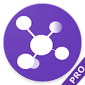 "Send files, clipboard, SMS & more - EasyJoin ""Pro"" icon"