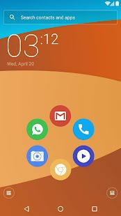 SLT MIUI White - Icons&Widget- screenshot thumbnail