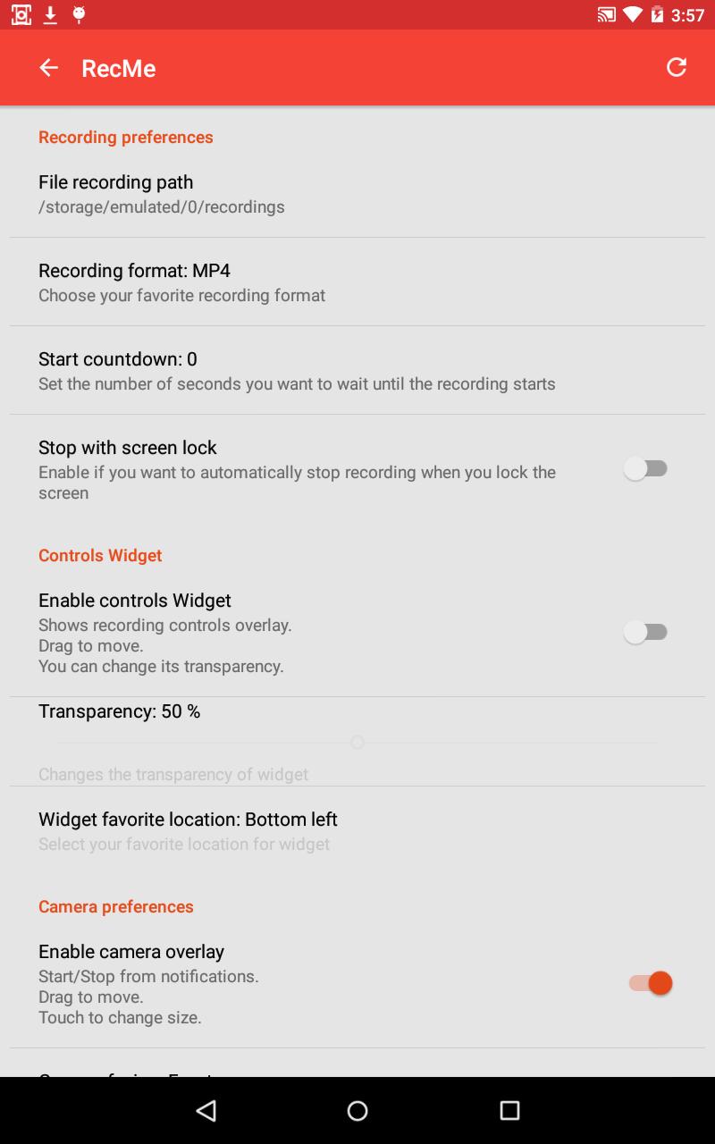 RecMe Screen Recorder Screenshot 15