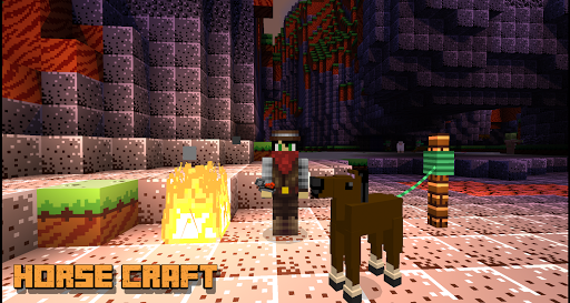 Horsecraft: Survival and Crafting Game 1.2.HC.1.0 screenshots 7